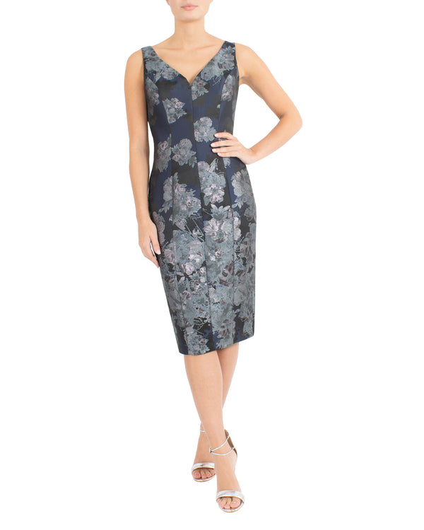 Eve Jacquard Dress
