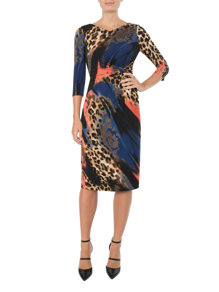 Jungle Jersey Dress