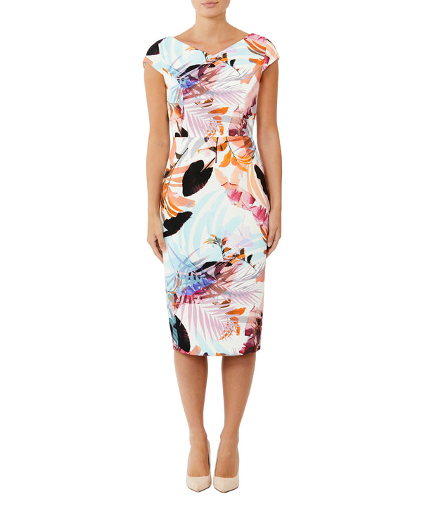 Calypso Shift Dress