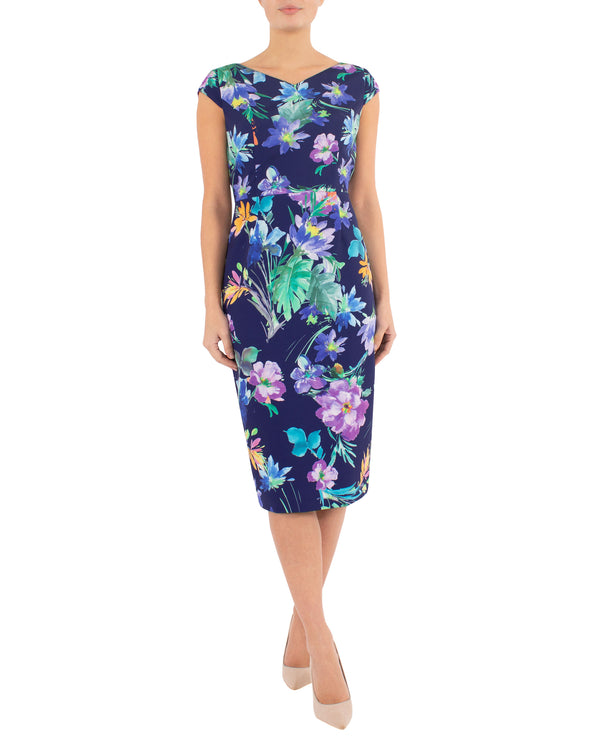 Botanica Shift Dress
