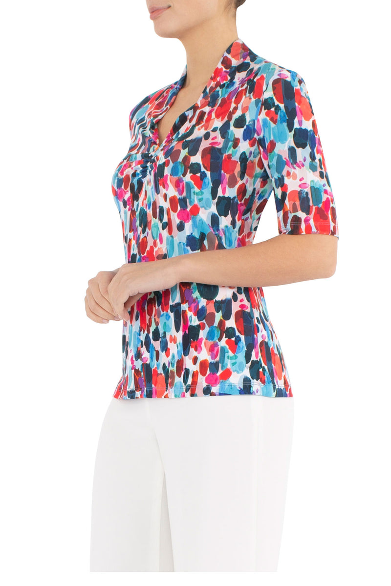 Palette Jersey Top