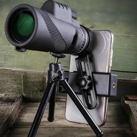 Professional Monocular Powerful Telescope for Mobile Night Vision