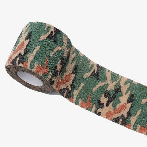 Outdoor Hunting Camouflage Stealth Tape Waterproof 5cmx4.5m