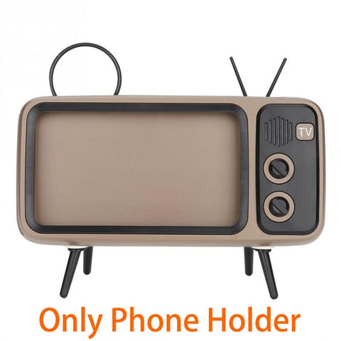 3 In 1 Wireless Mini Portable Bluetooth Mobile Phone Holder