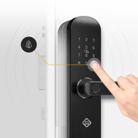Fingerprint Locks for Doors With WiFi APP