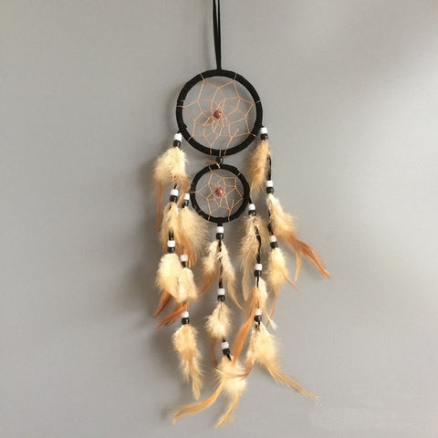 Vintage Home Decoration Retro Feather Dream Catcher