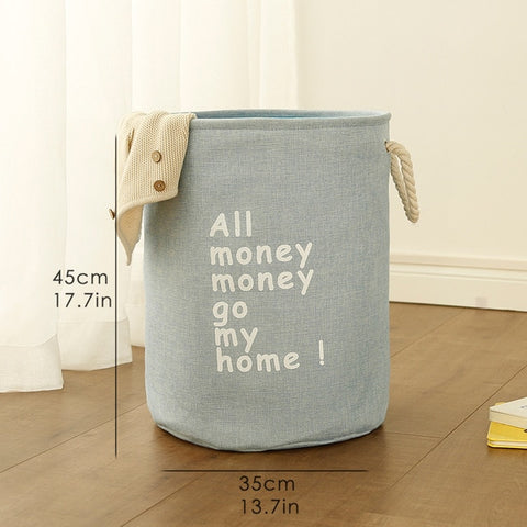 Dirty Clothes Storage Basket