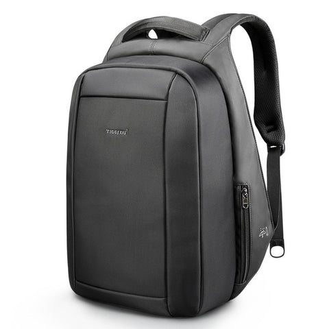 Hidden Anti theft Zipper 15.6 inch School Laptop Backpacks