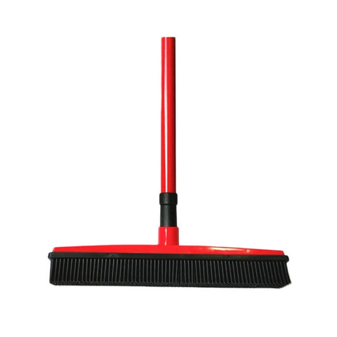 Rubber Broom Clean Sweep any Surface