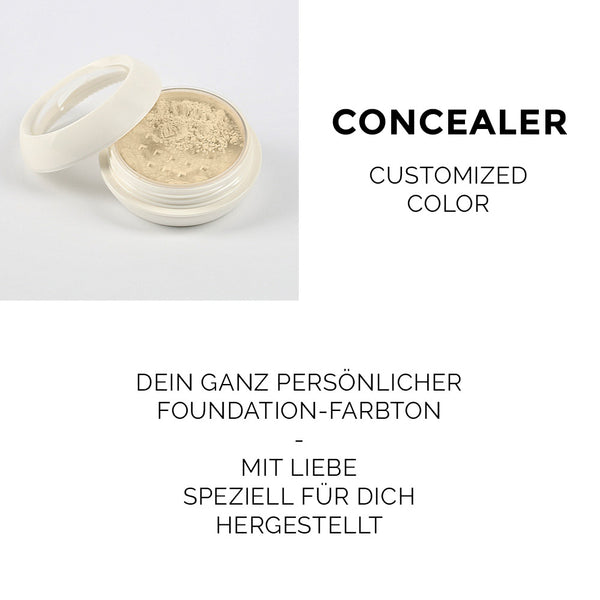 Customized Color / Concealer