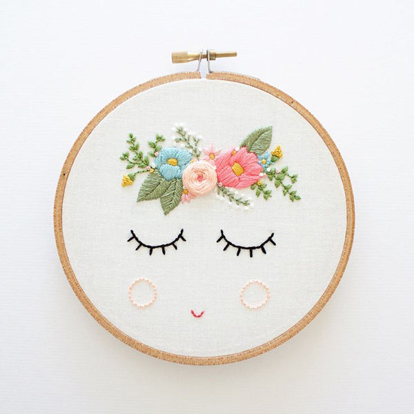 cushion embroidery Crafts