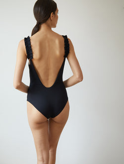 ISABEL MAILLOT BLACK
