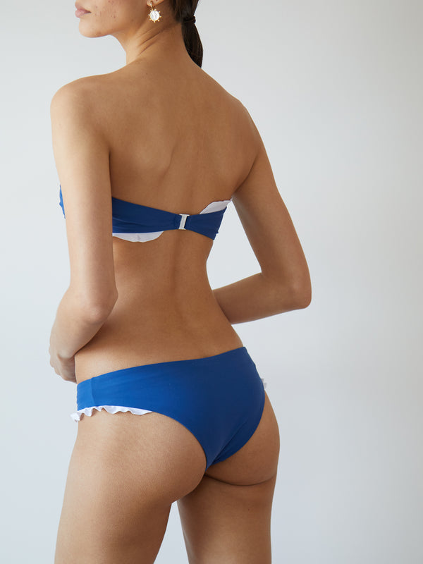 OLIVIA BOTTOM BLUE
