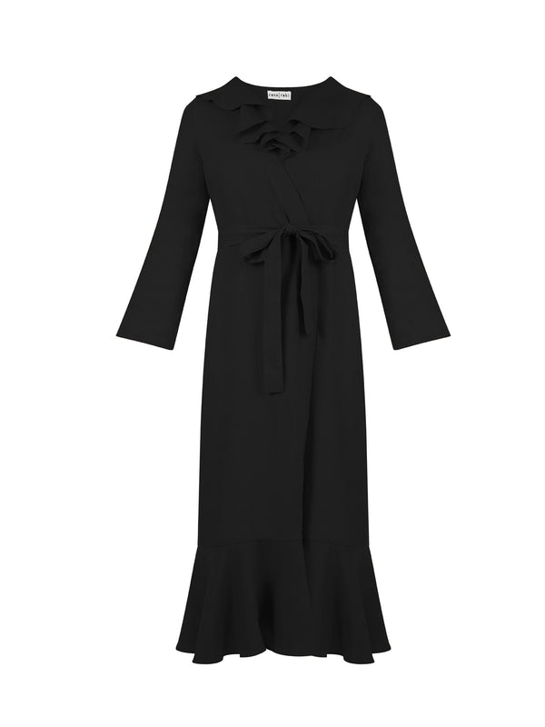 ESME DRESS BLACK
