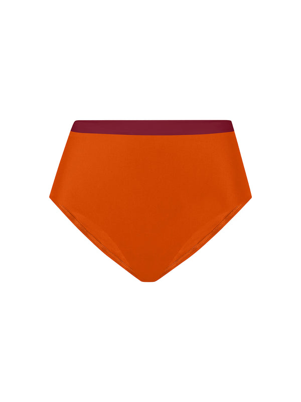 MARINA BOTTOM ORANGE/RASPBERRY