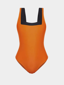 MARINA MAILLOT ORANGE