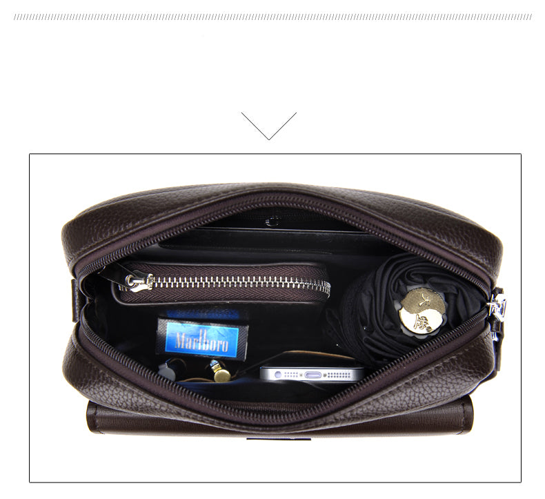 Classic Convention Compact Shoulder Bag