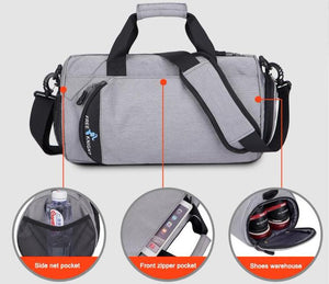 Water Proof Nylon Gym Bag