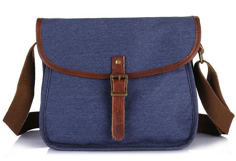 Retro 60 Canvas Shoulder Bag