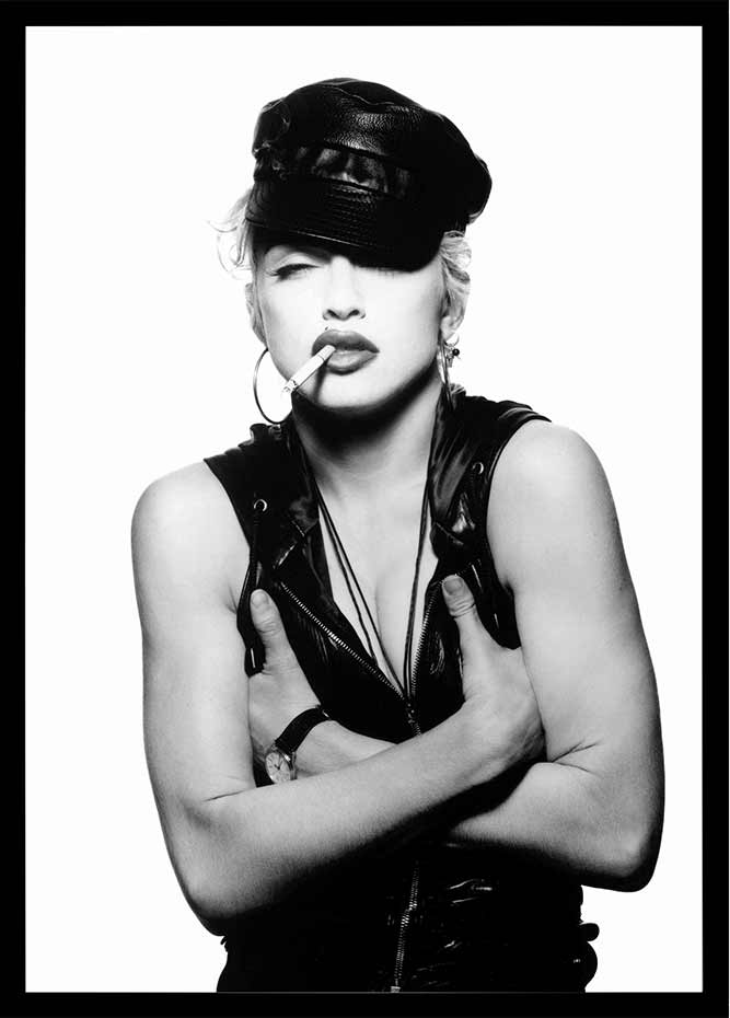Madonna the Iconic Rebel