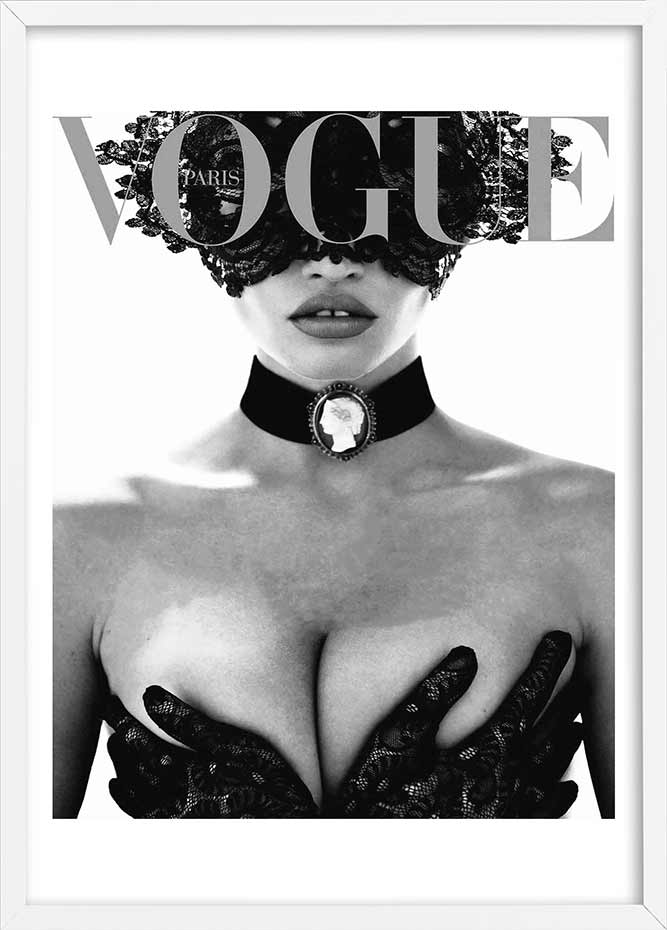 Vogue Fashion Cover