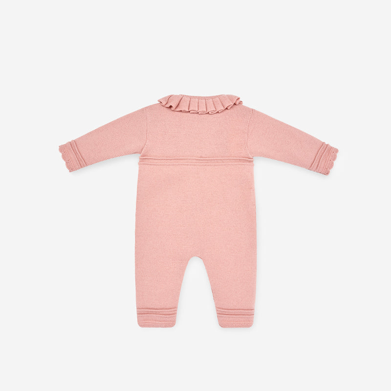 KNITTED CONSTELATION ROMPER