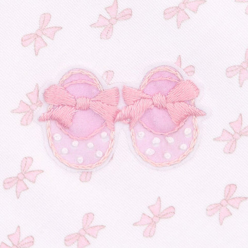 BABY'S FIRST SHOES - DRESS SET