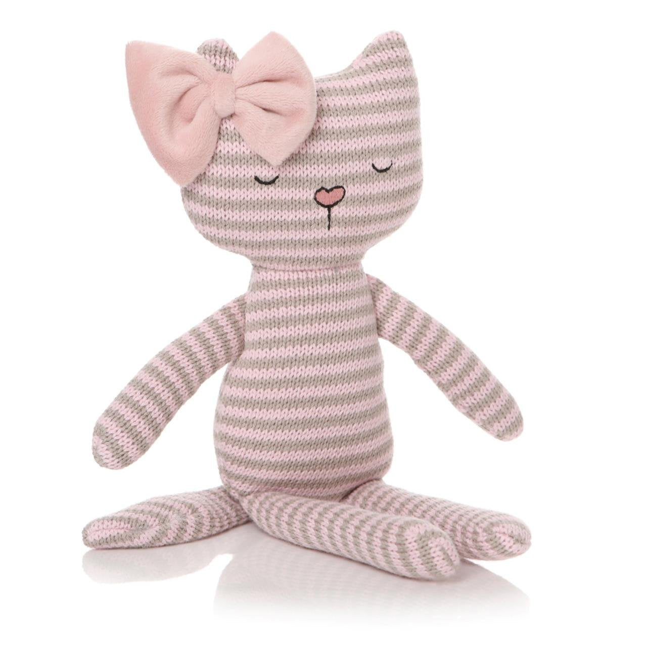STRIPEY PINK CAT