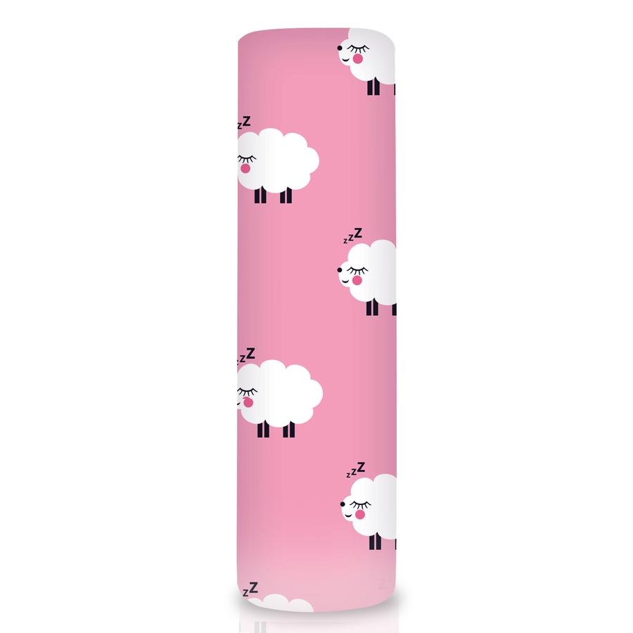 MUSLIN CLOTH - PINK SHEEP