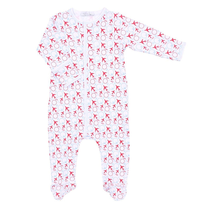 FLY ZONE - PRINTED BABY GROW