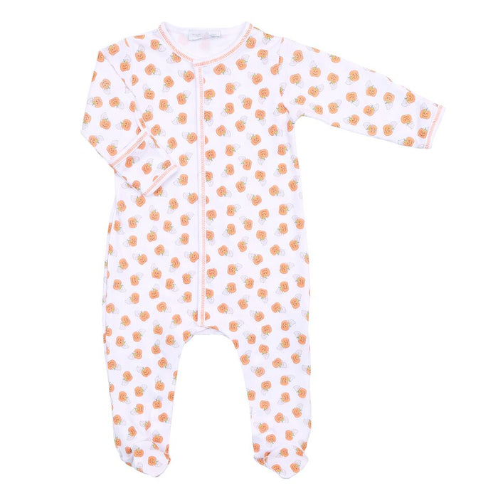 PEEK A BOO - PRINTED BABY GROW