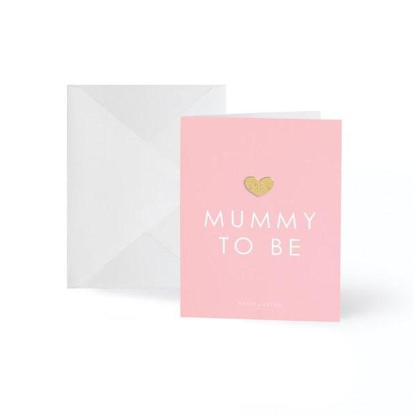 GREETING CARD - MUMMY TO BE