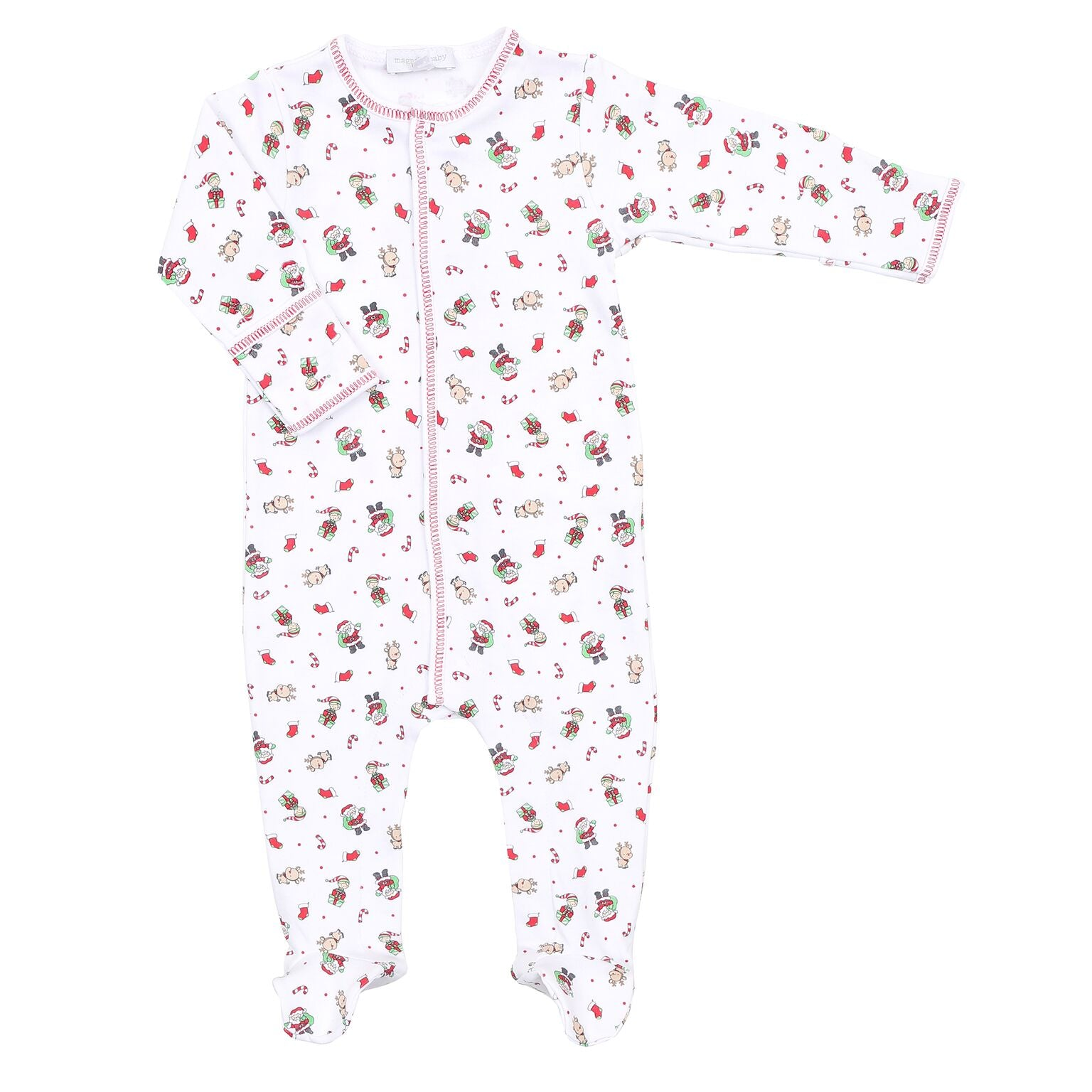 SANTA'S LITTLE HELPER BABYGROW
