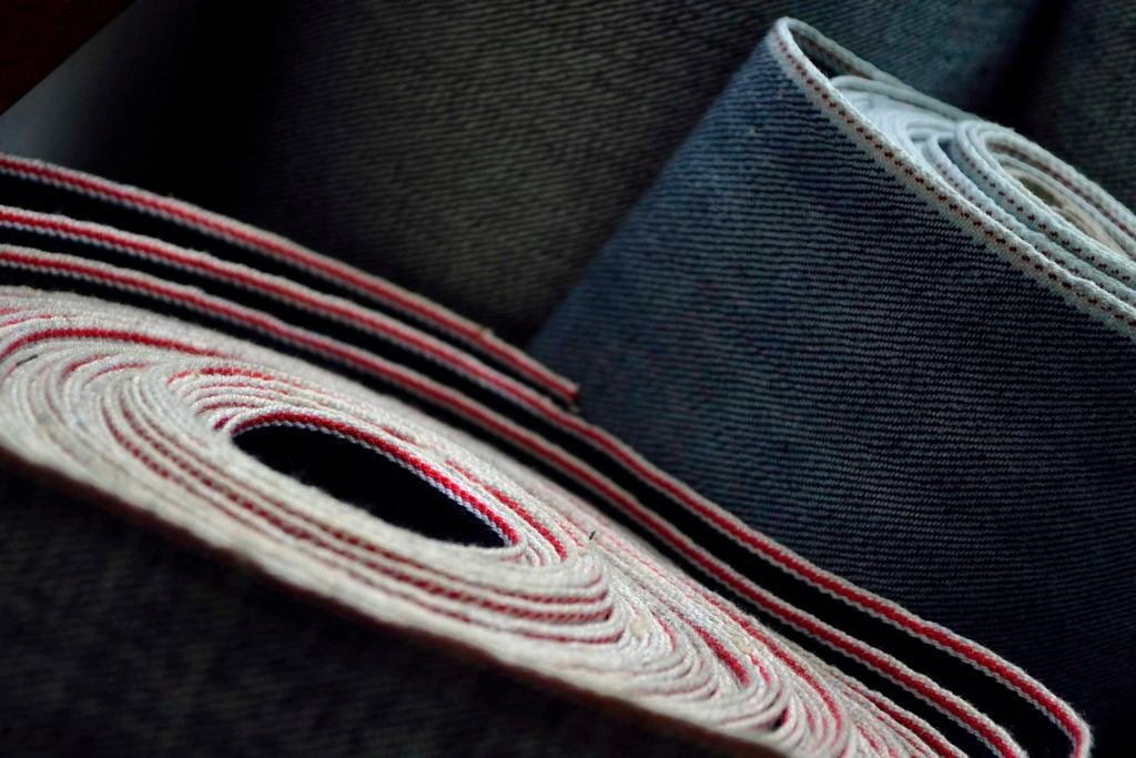 Japanese denim fabrics one denim