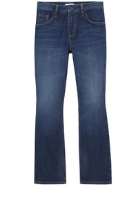 Deep Blue Cropped Flares