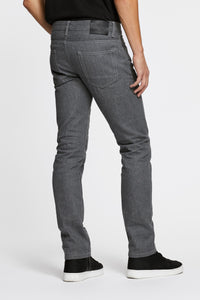 Men - Slim Fit Jean - Japanese Selvedge Denim - side 2 image - one denim