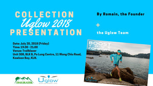Uglow 2018 Collection Presentation by Romain, the Founder & the Uglow Team