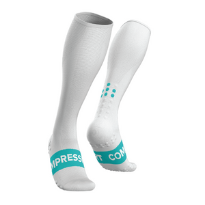 Compressport Full Socks Race Oxygen