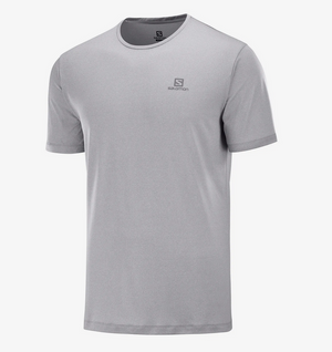 SALOMON Men's AGILE TRAINING TEE MS