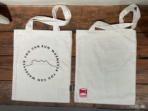 CAN RUN Tote Bag