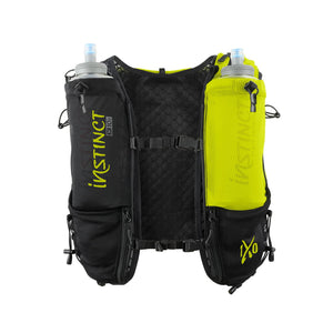 Instinct X Vest 10L + 2 x 600ml HydraPak Flask