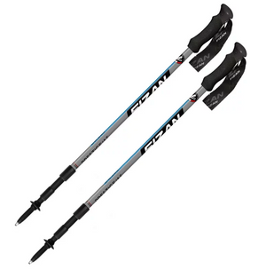 Fizan Prestige Anti Shock Trekking Poles (Single Pole)