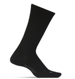 Feetures! Men's UL Crew Wide Rib