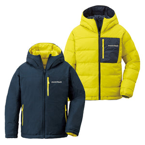 MONTBELL Kid's COLORADO PARKA