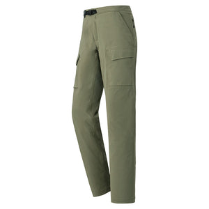 Montbell Women's STRETCH LINING CARGO PANTS
