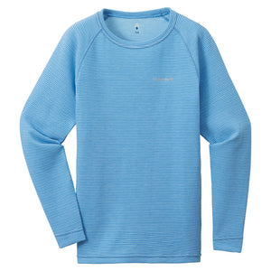 MONTBELL Kid's Z-L EXP. ROUND NECK SHIRT