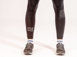 Compressport Men's Run Under Control Full Tights