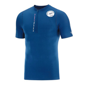 Compressport Trail Half-Zip Fitted SS Top MB20
