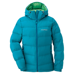 MONTBELL Women's PERMAFROST LIGHT DOWN PARKA