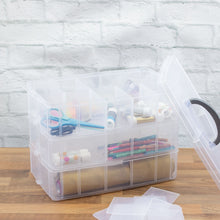 Large 3 Tier 30 Compartment Case Tool Box